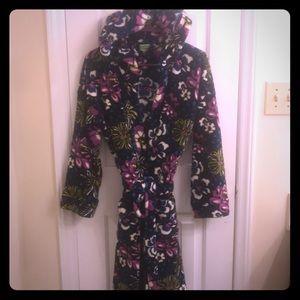 Vera Bradley NWOT BEAUTIFUL robe African Violets